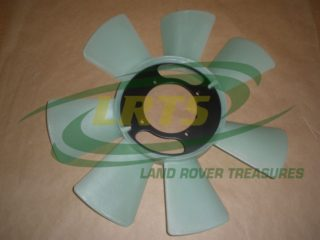 EX MOD 7 BLADE FAN ASSEMBLY V8 LAND ROVER DEFENDER 90 110 & DISCOVERY PART ETC7553L
