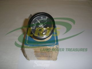 GENUINE BRITISH LEYLAND 24 VOLTS AMMETER GAUGE MILITARY LAND ROVER SERIES PART 579306