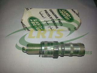 GENUINE LAND ROVER 24 VOLTS SPARK PLUG 4 CYLINDER PETROL SERIES MODELS PART RTC4732 566713