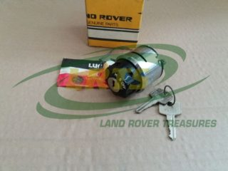 GENUINE LAND ROVER LUCAS IGNITION HEADLIGHT SWITCH COMPLETE SERIES I II PART 239570