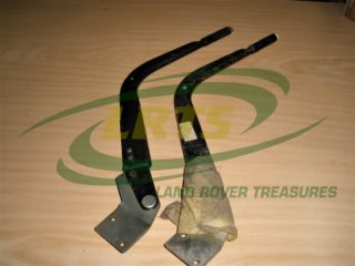 GENUINE LAND ROVER SERIES 1968 84 HANDBRAKE LEVER FOR RIGHT HAND DRIVE VEHICLES PART 624252