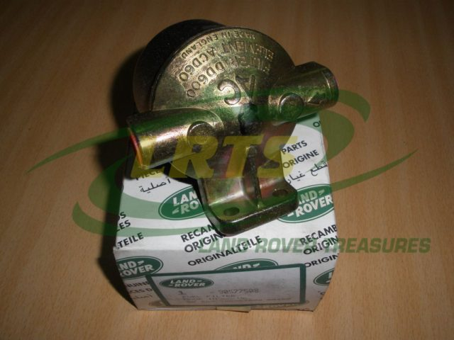 GENUINE LAND ROVER SERIES AND 101 FWC FUEL FILTER ASSEMBLY PART 90577508