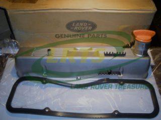 GENUINE LAND ROVER V8 ROCKER COVER ASSEMBLY RANGE ROVER CLASSIC PART ERR7358