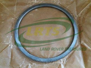 NOS EX MOD LAND ROVER FLYWHEEL STARTER RING GEAR V8 ENGINES PART 611323
