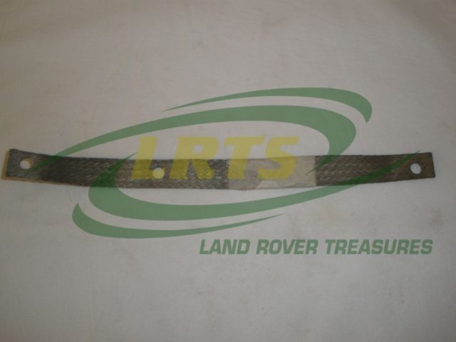 NOS GENUINE LAND ROVER EARTH BONDING LEAD FOR EXHAUST TAIL PIPE SERIES PART 531598