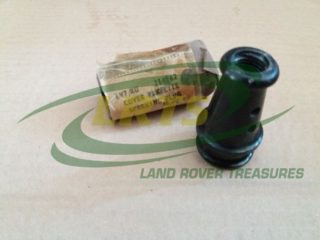 NOS GENUINE LAND ROVER SERIES 1 BAKELITE SPARK PLUG COVER PART 214262