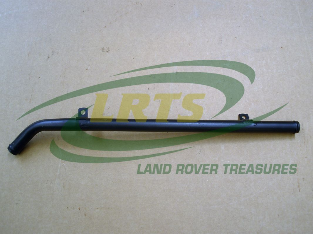 Nos Genuine Land Rover Solid Coolant Pipe V8 Defender Disco I Rrc Antifreeze 1 Range Classic Part Erc2143