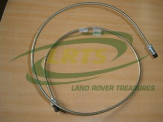 NOS GENUINE LEYLAND LAND ROVER SERIES 3 BRAKE PIPE PART 599343