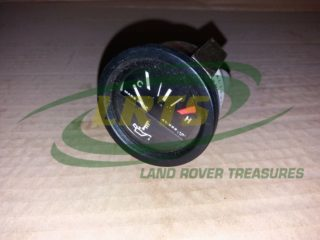 NOS GENUINE LUCAS LAND ROVER DEFENDER 90 110 24 VOLTS OIL TEMPERATURE GAUGE PART PRC7317