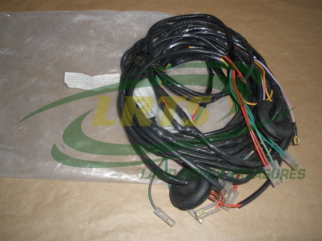 NOS GENUINE SANTANA LAND ROVER CHASSIS WIRING HARNESS PART 176730