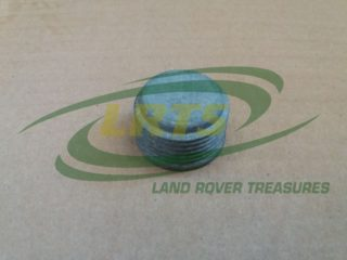 NOS LAND ROVER CORE PLUG THREADED WATER JACKET FOR SERIES & 101 FWC PART 527269