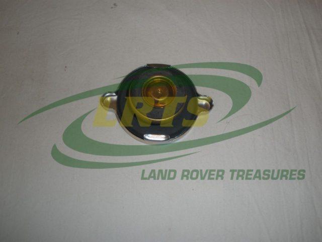 NOS LAND ROVER RADIATOR PRESSURE CAP SERIES & DEFENDER PART RTC3607