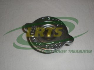 NOS LAND ROVER RADIATOR PRESSURE CAP SERIES & DEFENDER PART RTC3607