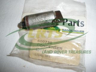 GENUINE LAND ROVER 24V CONDENSER MILITARY VEHICLES PART 600730