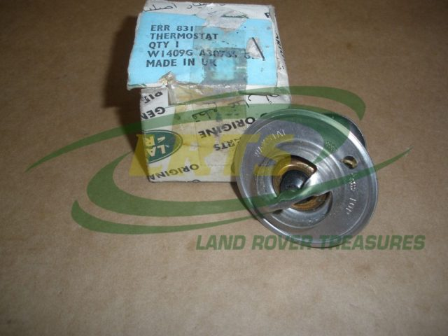 GENUINE-LAND-ROVER-88°C-THERMOSTAT-DEFENDER-RANGE-ROVER-CLASSIC-&-DISCOVERY-PART-ERR831