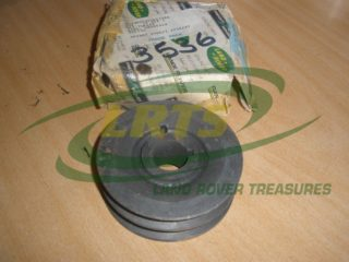 GENUINE LAND ROVER ALTERNATOR PULLEY 24V 101 FWC & SERIES LIGHTWEIGHT PART 554286