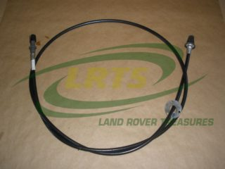 GENUINE LAND ROVER DRIVE END OF 2 PIECE SPEEDO METER CABLE SERIES 3 PART PRC3720
