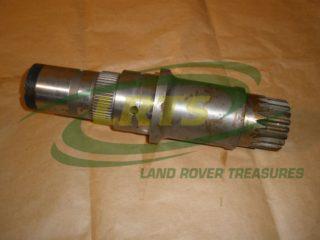 GENUINE LAND ROVER MAIN FRONT OUTPUT SHAFT 13D LT230 TRANSFER BOX PART FRC6069