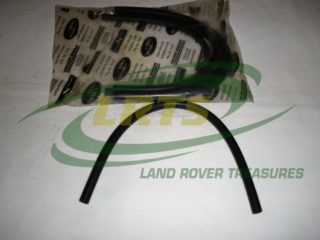 GENUINE LAND ROVER RADIATOR EXPANSION BOTTLE OVER FLOW HOSE PART 564724