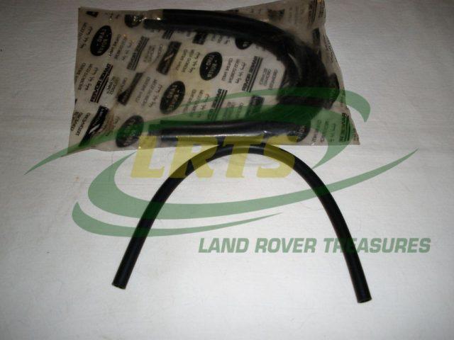GENUINE LAND ROVER RADIATOR EXPANSION BOTTLE OVER FLOW HOSE PART 564724