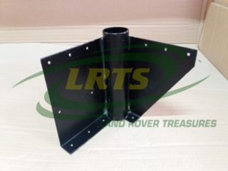 GENUINE LAND ROVER RIGHT HAND SUPPORT BRACKET ROLL OVER BAR MILITARY DEFENDER PART RRC2922