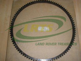 GENUINE LAND ROVER SERIES 2.25L PETROL MODELS FLYWHEEL RING GEAR PART 506799