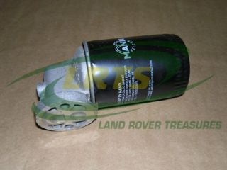 GENUINE SANTANA LAND ROVER OIL FILTER ASSEMBLY PART 112486