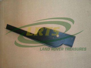 GENUINE SANTANA LAND ROVER REAR RIGHT HAND CORNER CAPPING BLACK PART 156628