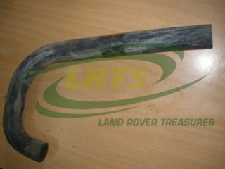 LAND ROVER DEFENDER 90 110 PETROL TOP RADIATOR HOSE PART NRC6403