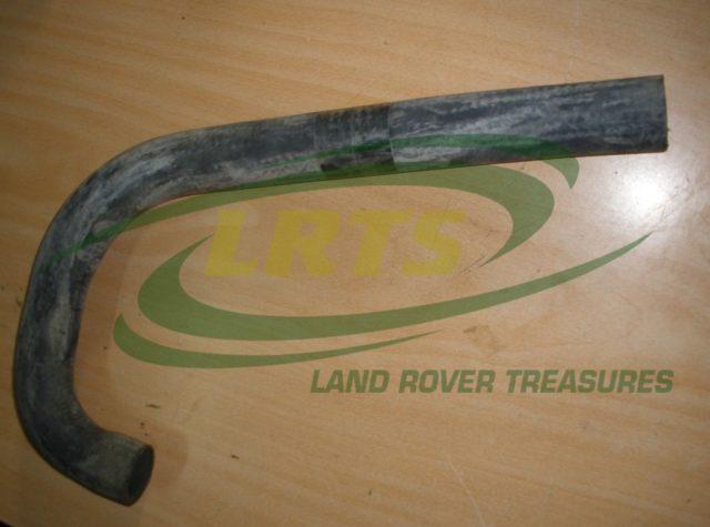 LAND ROVER DEFENDER 90 110 PETROL TOP RADIATOR HOSE PART NRC6403