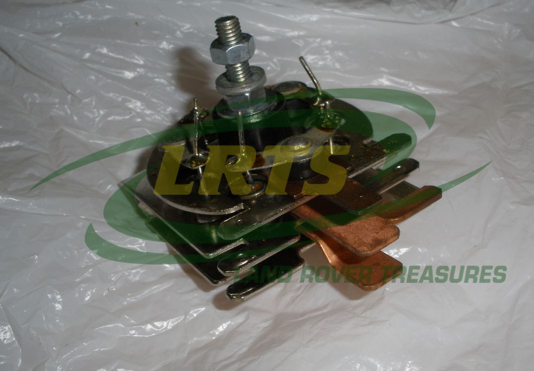 Land Rover Series 3 And 101 Forward Control Alternator Rectifier Iii Wiring Part Rtc4609