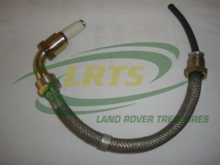 NOS GENUINE LAND ROVER 24V HT PLUG LEAD NUMBER 4 24V 4 CYL PETROL SERIES PART 600750