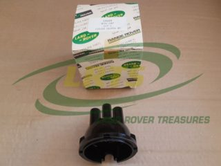 NOS GENUINE LAND ROVER DISTRIBUTOR CAP SERIES 1968 75 2.25L PART 566859 GDC103