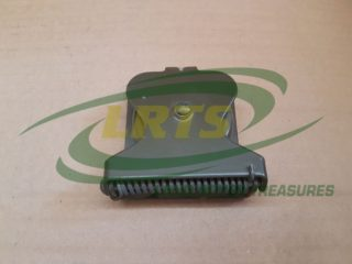 NOS GENUINE LAND ROVER MILITARY NATO 12 PIN SOCKET COVER MILITARY MODELS 551536