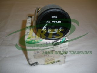 NOS GENUINE LAND ROVER OIL TEMPERATURE GAUGE SERIES 2A & 3 PART 589136