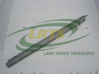 NOS GENUINE LAND ROVER SERIES & DEFENDER GALVANIZED RH DOOR CAPPING PART 330122