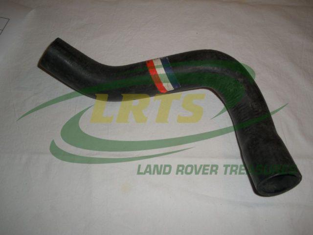 NOS GENUINE UNIPART RADIATOR BOTTOM HOSE V8 3.5 LAND ROVER DEFENDER & RRC GRH550