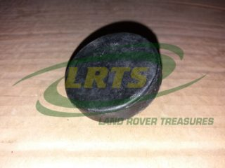 NOS LAND ROVER MILITARY SERIES & LIGHTWEIGHT BONNET SPARE WHEEL RUBBER PART MRC5627
