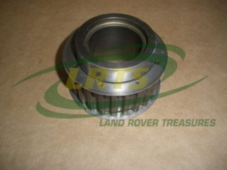 NOS LAND ROVER ONE PIECE CRANKSHAFT PULLEY 300 TDI ENGINE MODELS LHH100660