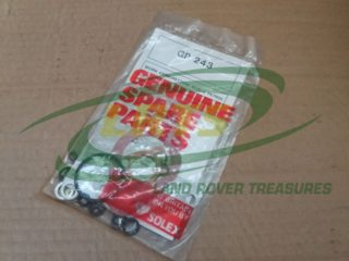 GENUINE LAND ROVER SOLEX GASKET KIT FOR ZENITH CARBURETOR 36IV PART 605093