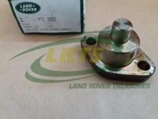 GENUINE LAND ROVER UPPER SWIVEL PIN DEFENDER 90 110 PART FTC2882