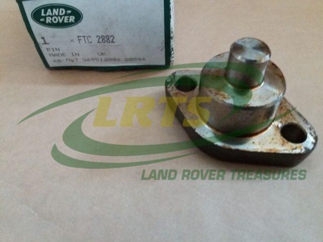 GENUINE LAND ROVER UPPER SWIVEL PIN DEFENDER 90 110 PART FTC2882