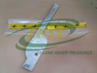 GENUINE SANTANA LAND ROVER REAR RIGHT HAND CORNER CAPPING GALVANIZED PART 156628