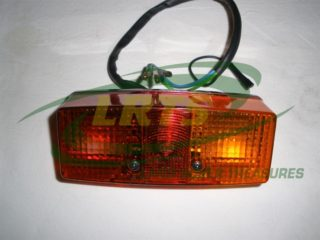 GENUINE SANTANA LAND ROVER REAR SIDE LAMP RIGHT HAND PART 164526