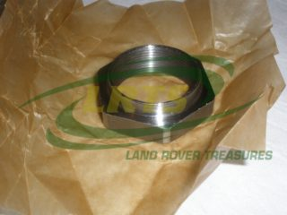 LAND ROVER DEFENDER HUB BEARING LOCK NUT FOR AXLE CODES 10 TO 17M PART RFD100000