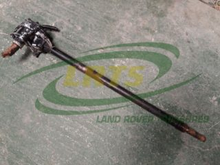 NOS GENUINE LAND ROVER 101 FORWARD CONTROL LEFT HAND DRIVE STEERING BOX PART 599403