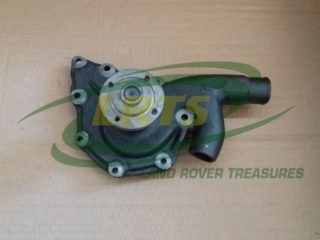 NOS EX MOD LAND ROVER SERIES 2A 3 WATER PUMP ASSEMBLY 9 HOLES PART STC3758 ERC9178