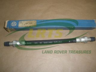 NOS GENUINE CLUTCH HOSE LAND ROVER SERIES III ALL MODELS EXCEPT V8 PART NRC2129