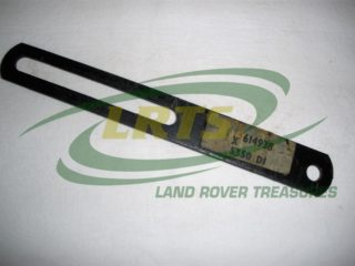 NOS GENUINE LAND ROVER ALTERNATOR ADJUSTING LINK RRC & 101 FWC PART 614938