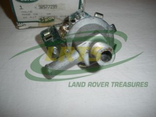 NOS GENUINE LAND ROVER HEATER WATER CONTROL VALVE SERIES 3 PART 90577299